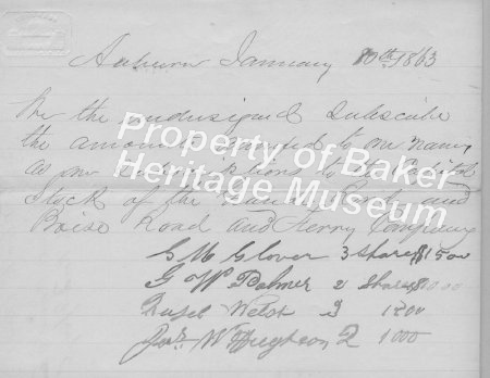 59538ead82e Baker County Towns and North Powder